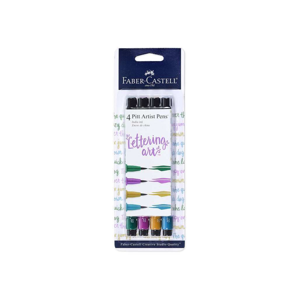Pitt Artist Pen® Lettering Set - Jewels - #770083