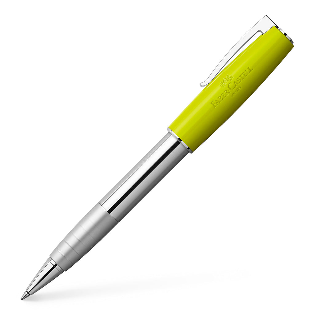 Loom Rollerball Pen - Piano Lime