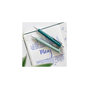 Poly Ball Ballpoint Pen - Emerald Green - #241167