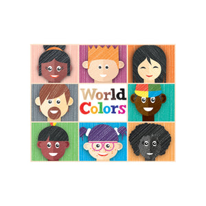 World Colors - 15 Colored EcoPencils - #120112CCE