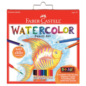 Do Art Watercolor Pencil Art - #14559