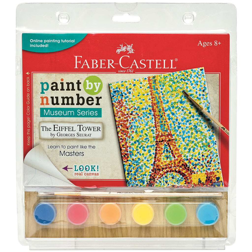 Paint by Number Museum Series - The Eiffel Tower - #14300