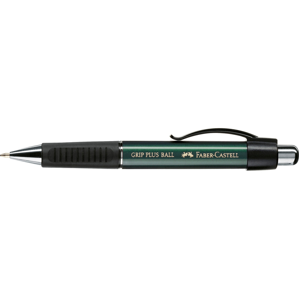 Grip Plus Ballpoint Pen - Metallic Green - #140700