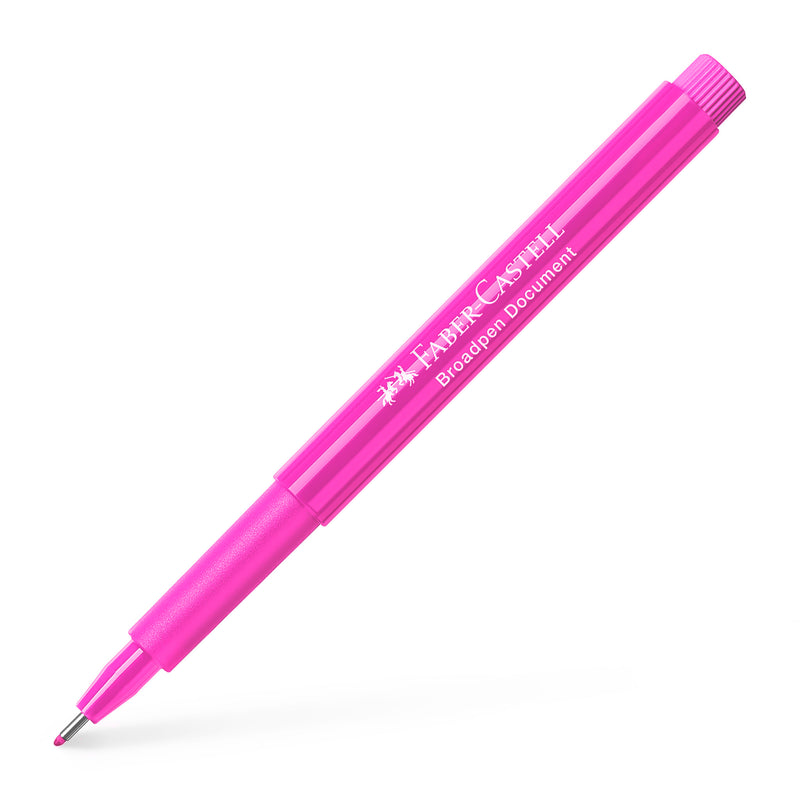 Broadpen Document - Pink - #155428