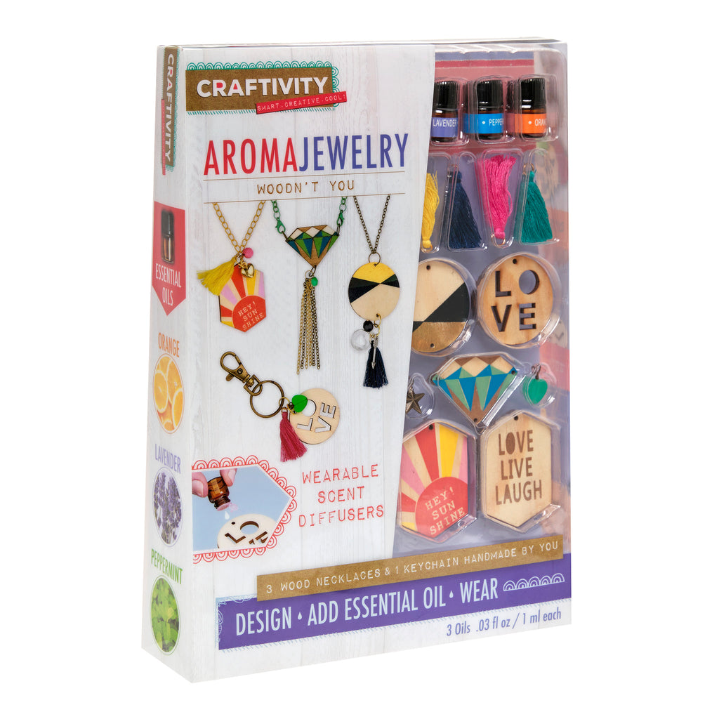 Woodn't You AromaJewelry - #3513000