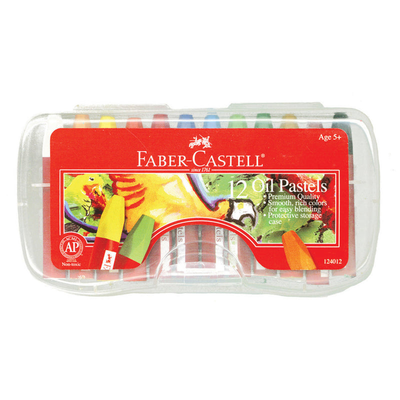 12ct Oil Pastels - #124012