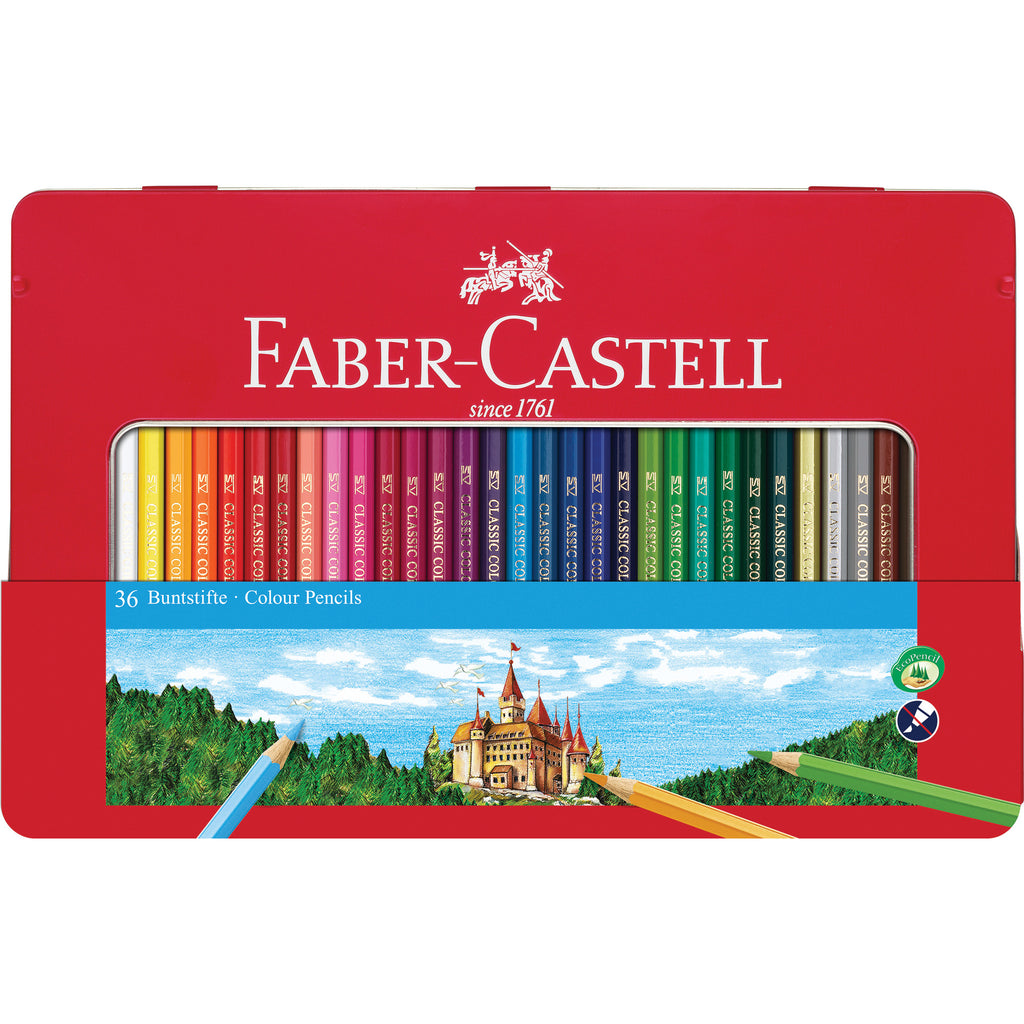 36 Classic Color Pencils - Gift Set - #115886