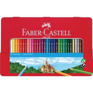 36ct Classic Color Pencil Tin Set - #115886