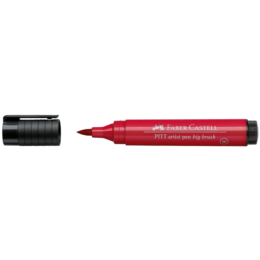 Pitt Artist Pen® Big Brush - #219 Deep Scarlet Red - #167619