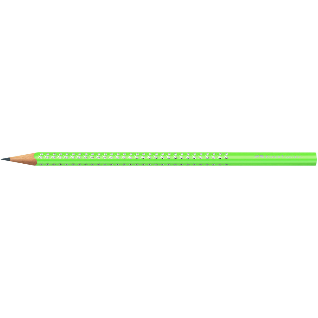 Sparkle Pencil - Neon Green - #118316