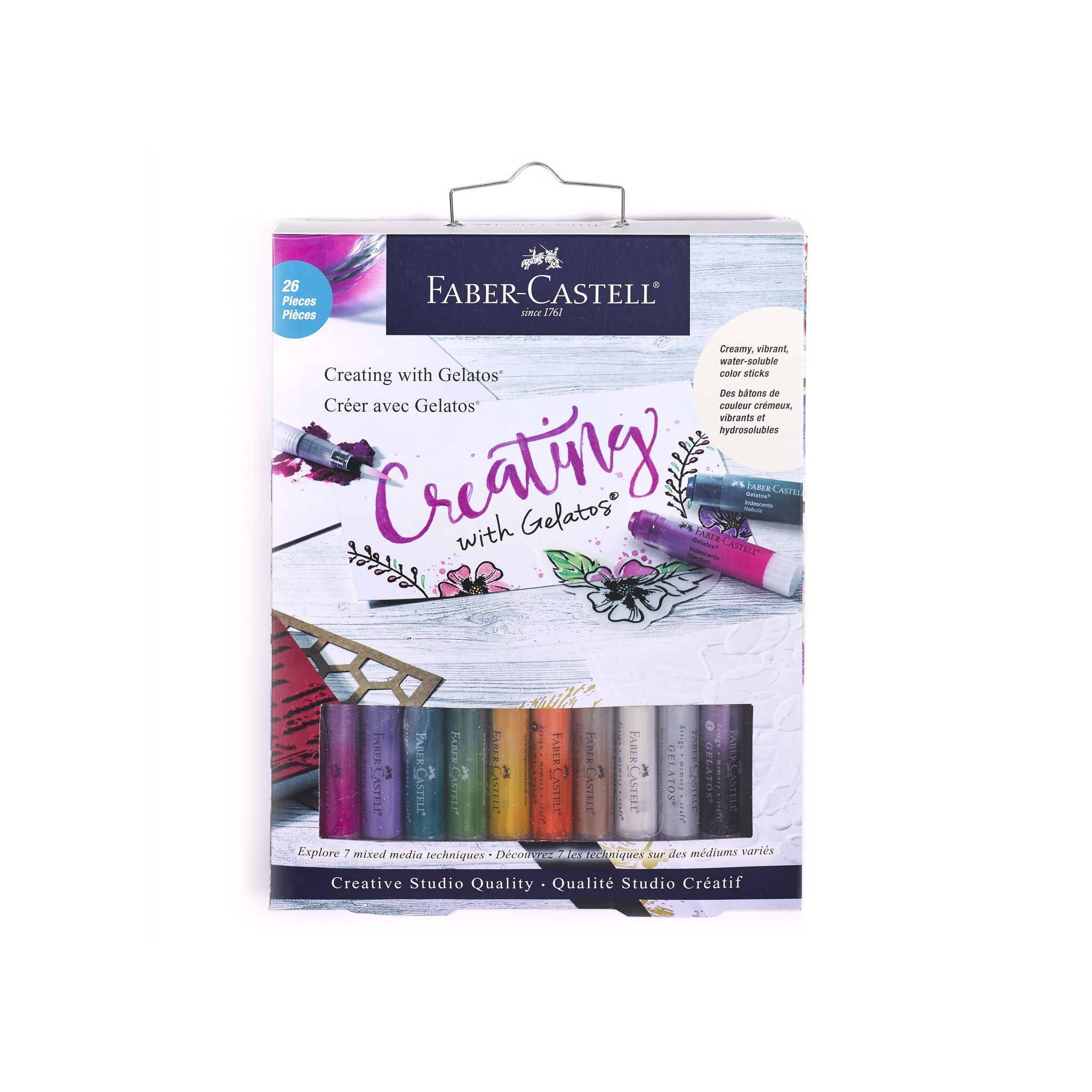 Creating with Gelatos® - #10T – Faber-Castell USA