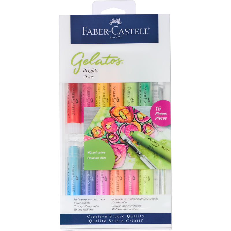Gelatos® Brights - 15 Piece Set - #770169