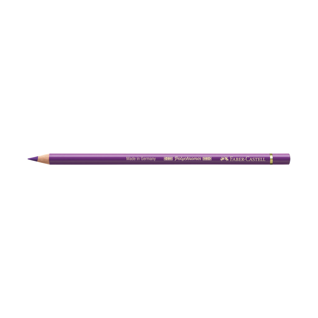 Polychromos® Artists' Color Pencil - #160 Manganese Violet - #110160