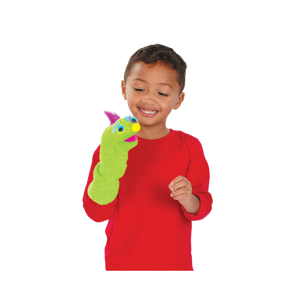 Make Your Own Sock Puppets - #1616000