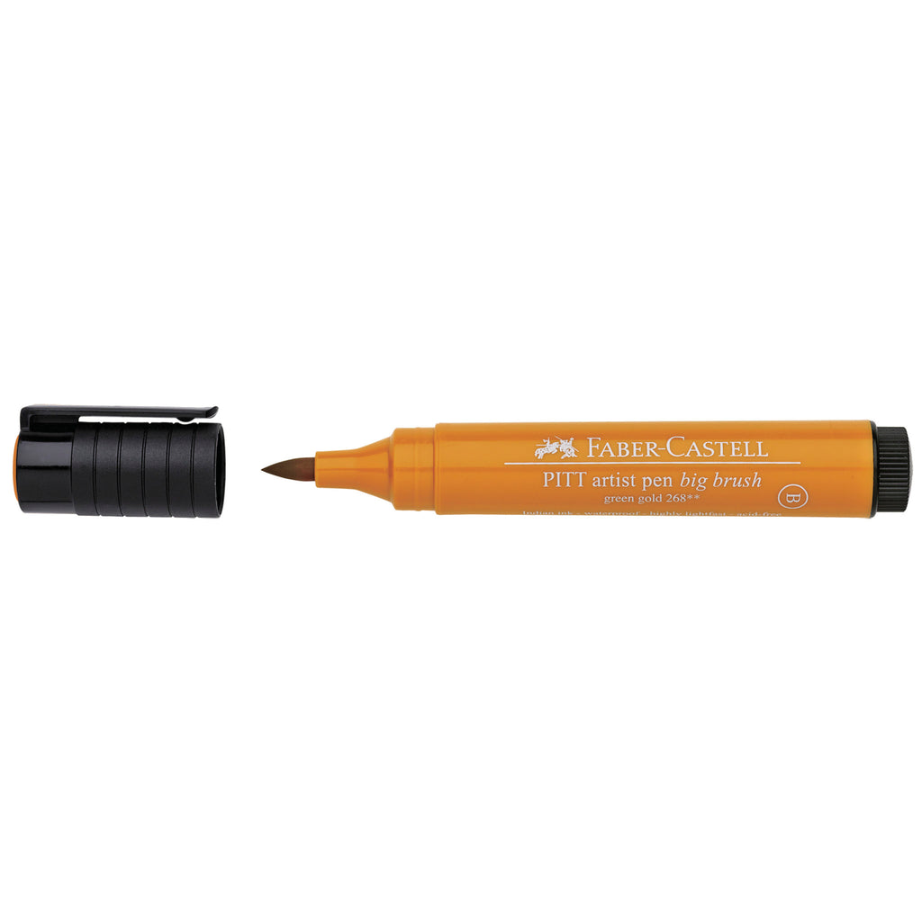 Pitt Artist Pen® Big Brush - #268 Green Gold - #167668
