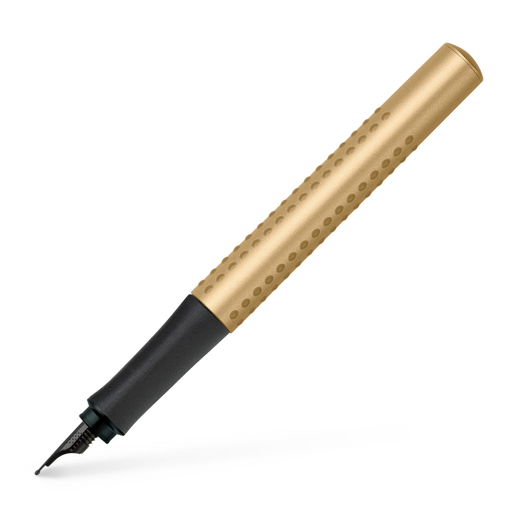 Grip 2011 Fountain Pen, Gold Edition - Extra Fine - #140929