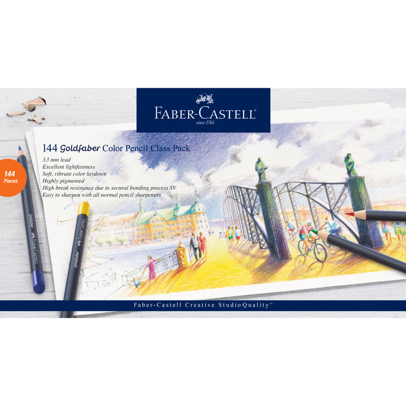 Goldfaber Color Pencil Class Pack - #900027