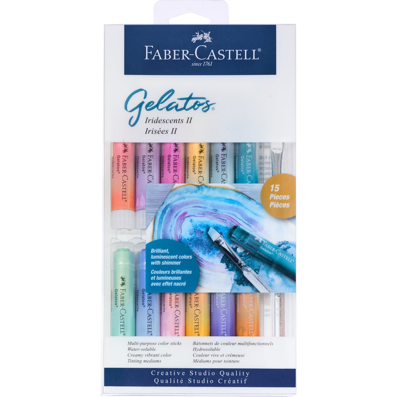 Gelatos® Iridescents II - 15 Piece Set - #770177