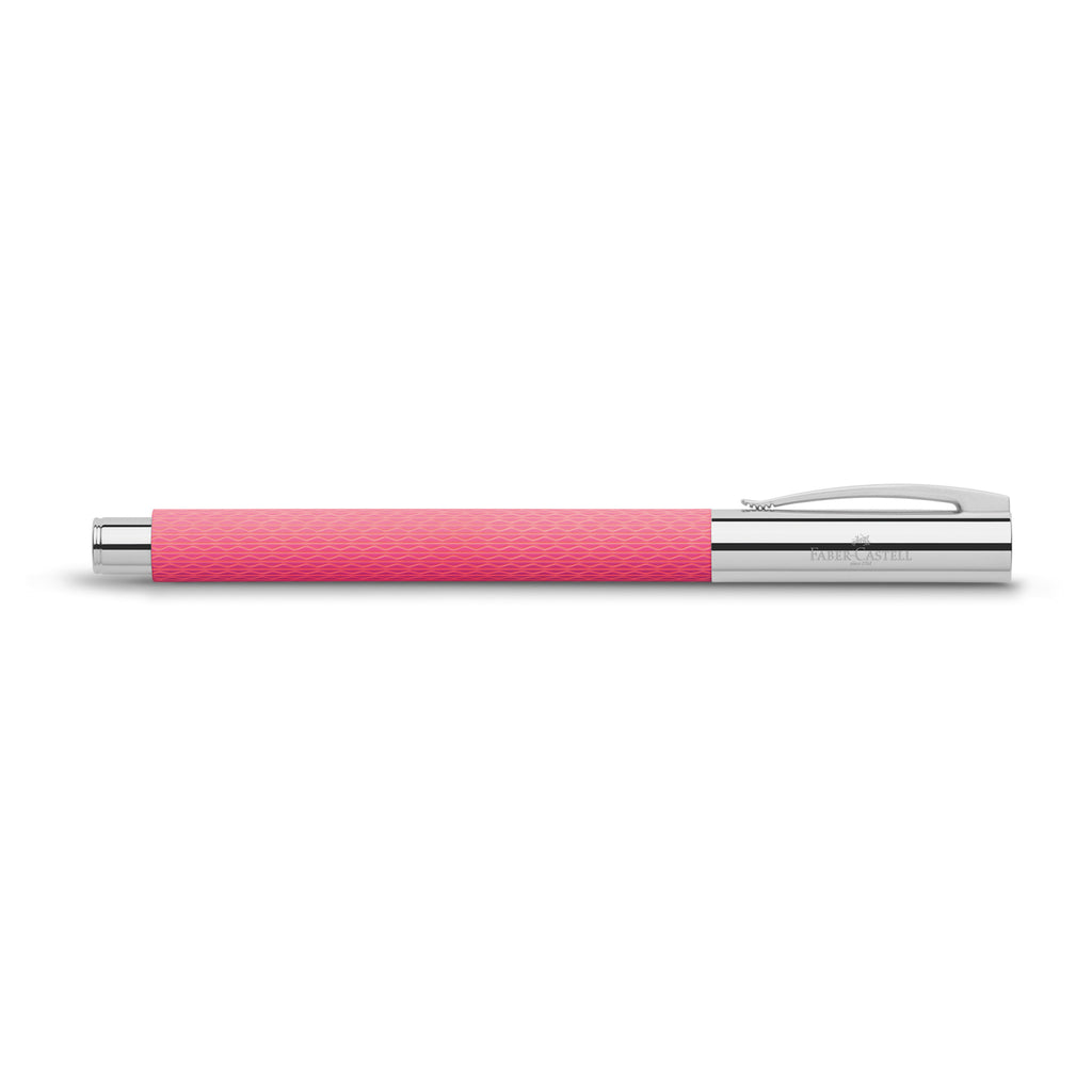 Ambition Fountain Pen - OpArt Pink Sunset, Extra Fine - #149692