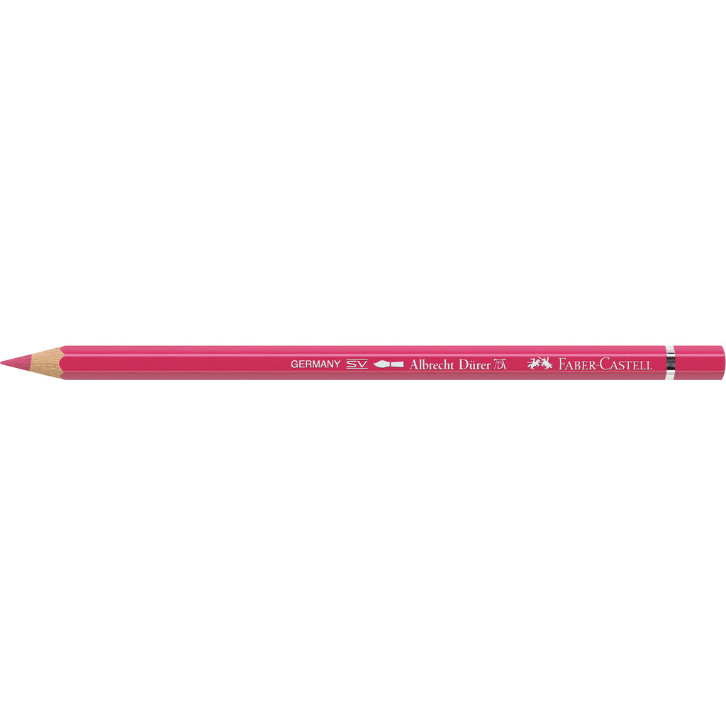 Albrecht Dürer® Artists' Watercolor Pencil - #124 Rose Carmine - #117624