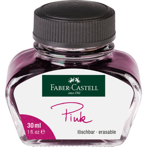 Fountain Pen Ink Bottle 30 ml - Pink - #149856