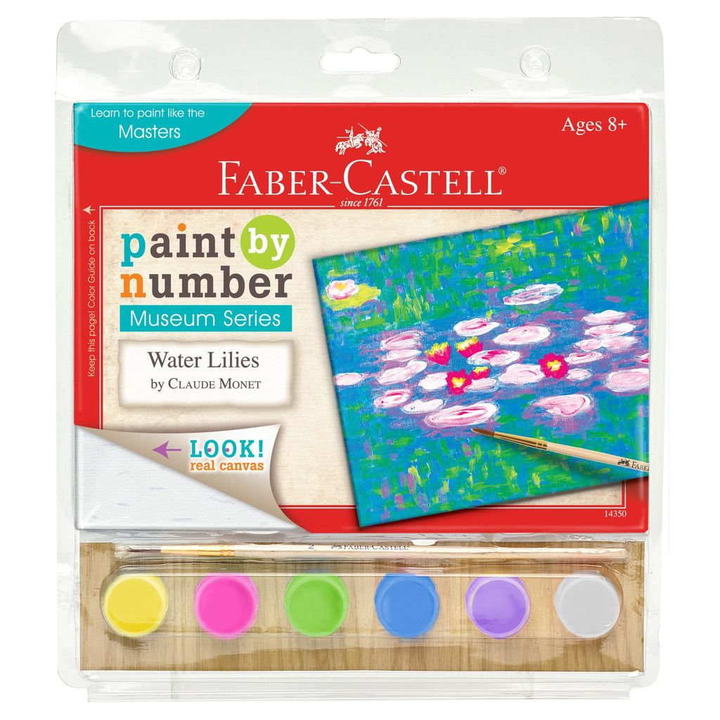 Paint by Number Museum Series – Water Lilies - #14350