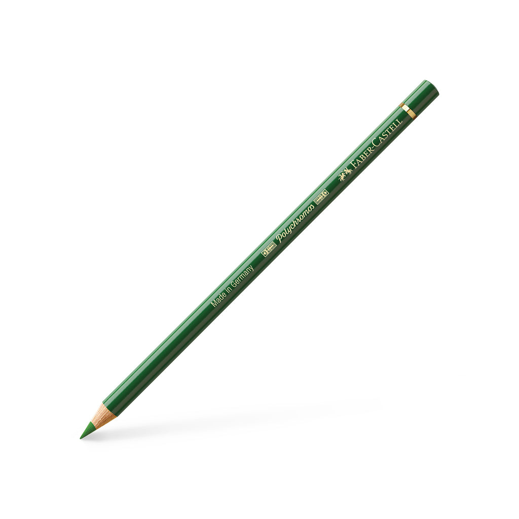 Polychromos® Artists' Color Pencil - #167 Permanent Green Olive - #110167