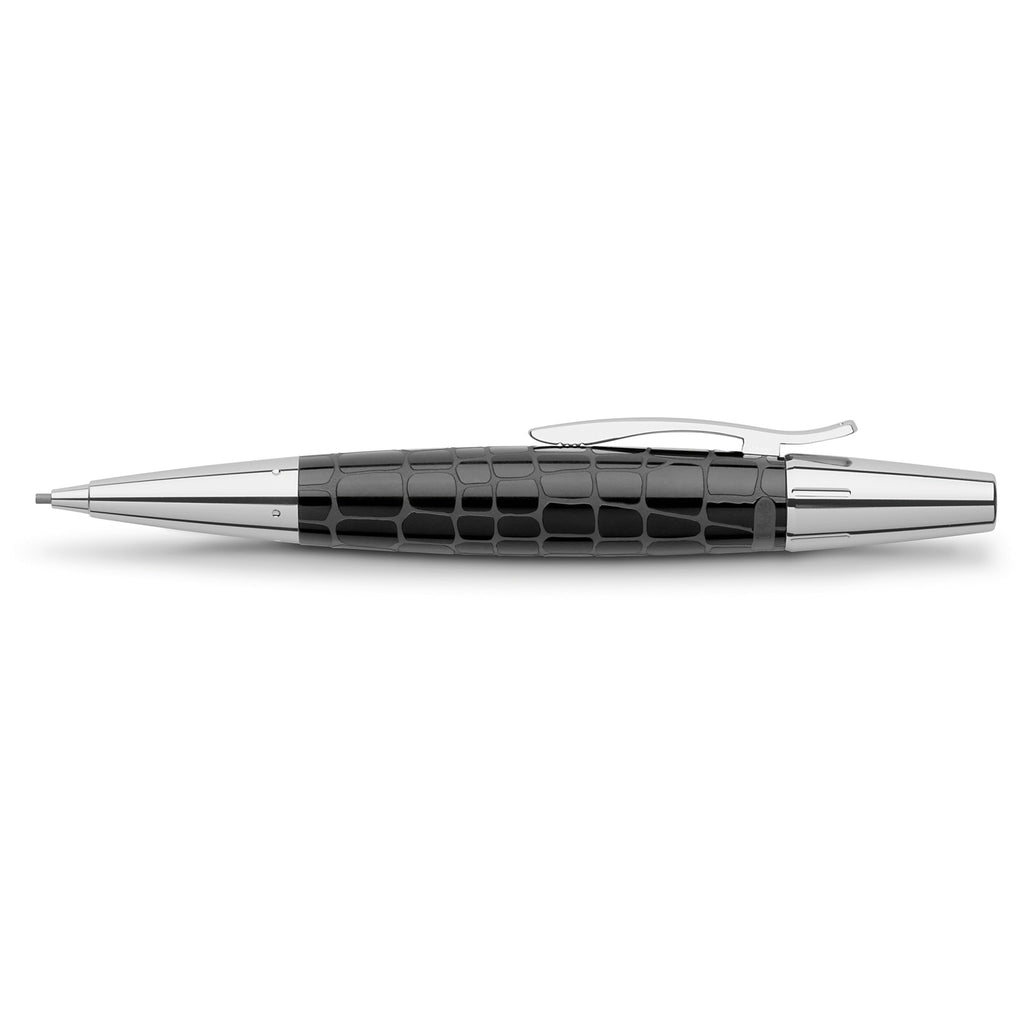 e-motion Propelling Pencil - Croco Black