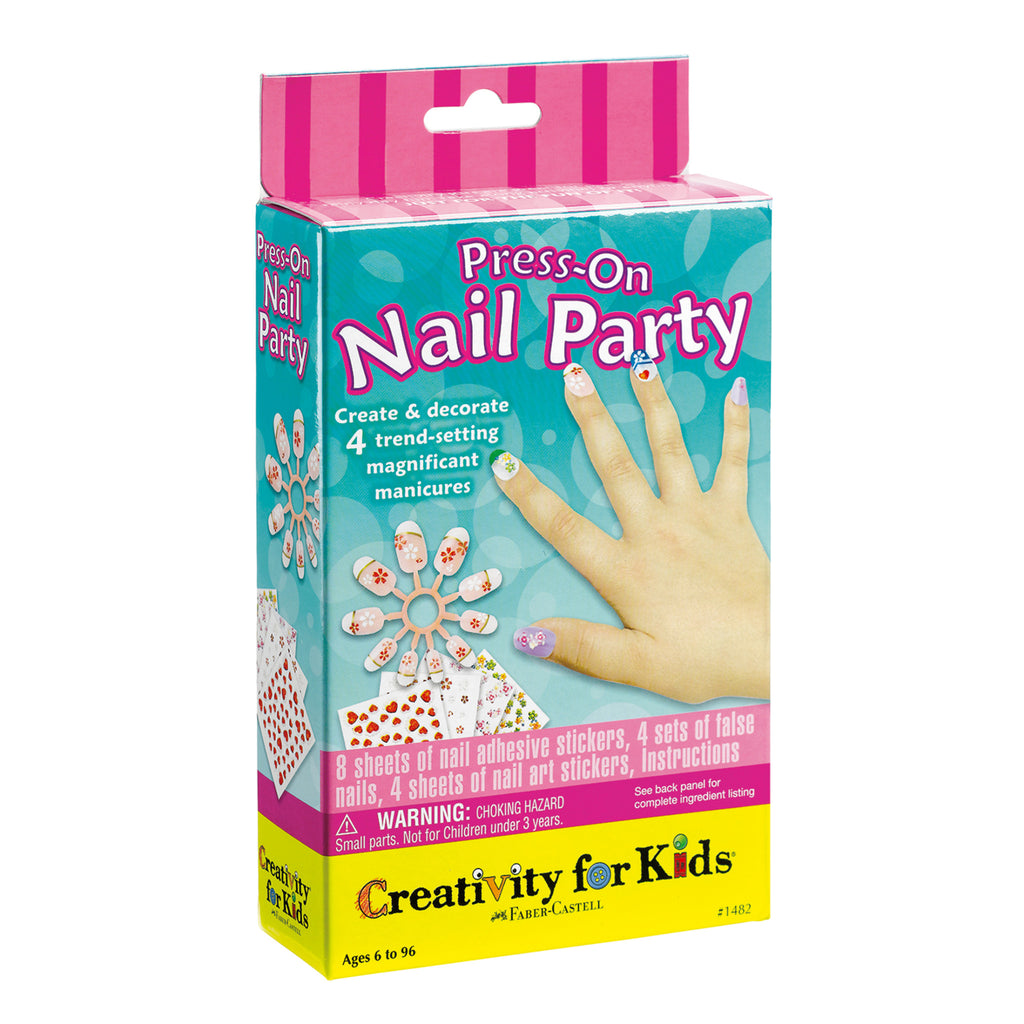 Press On Nail Party - #1482000