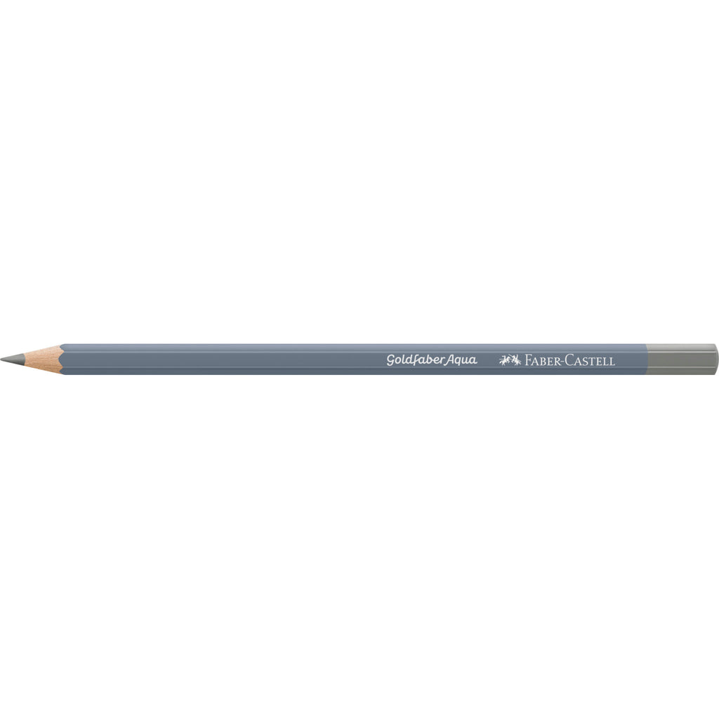 Goldfaber Aqua Watercolor Pencil - #273 Warm Grey IV - #114695