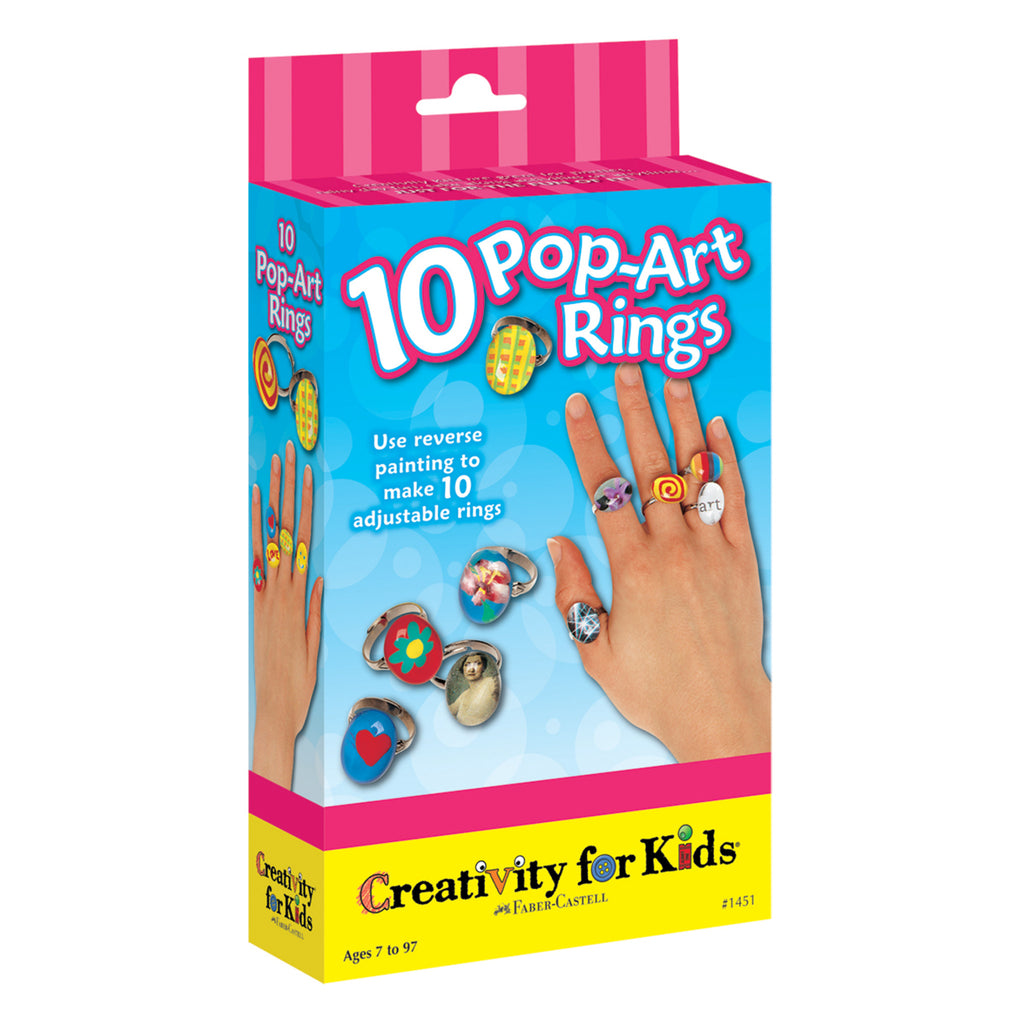 Pop Art Rings - #1451000