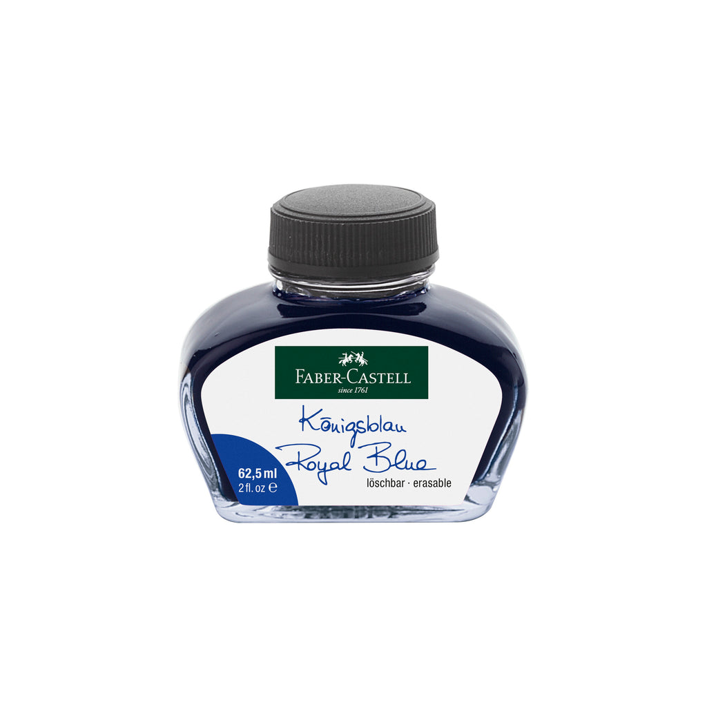 Fountain Pen Ink Bottle 62.5 ml - Blue - #148701