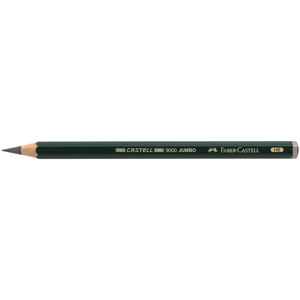 Castell® 9000 Jumbo Graphite pencil - HB - #119300