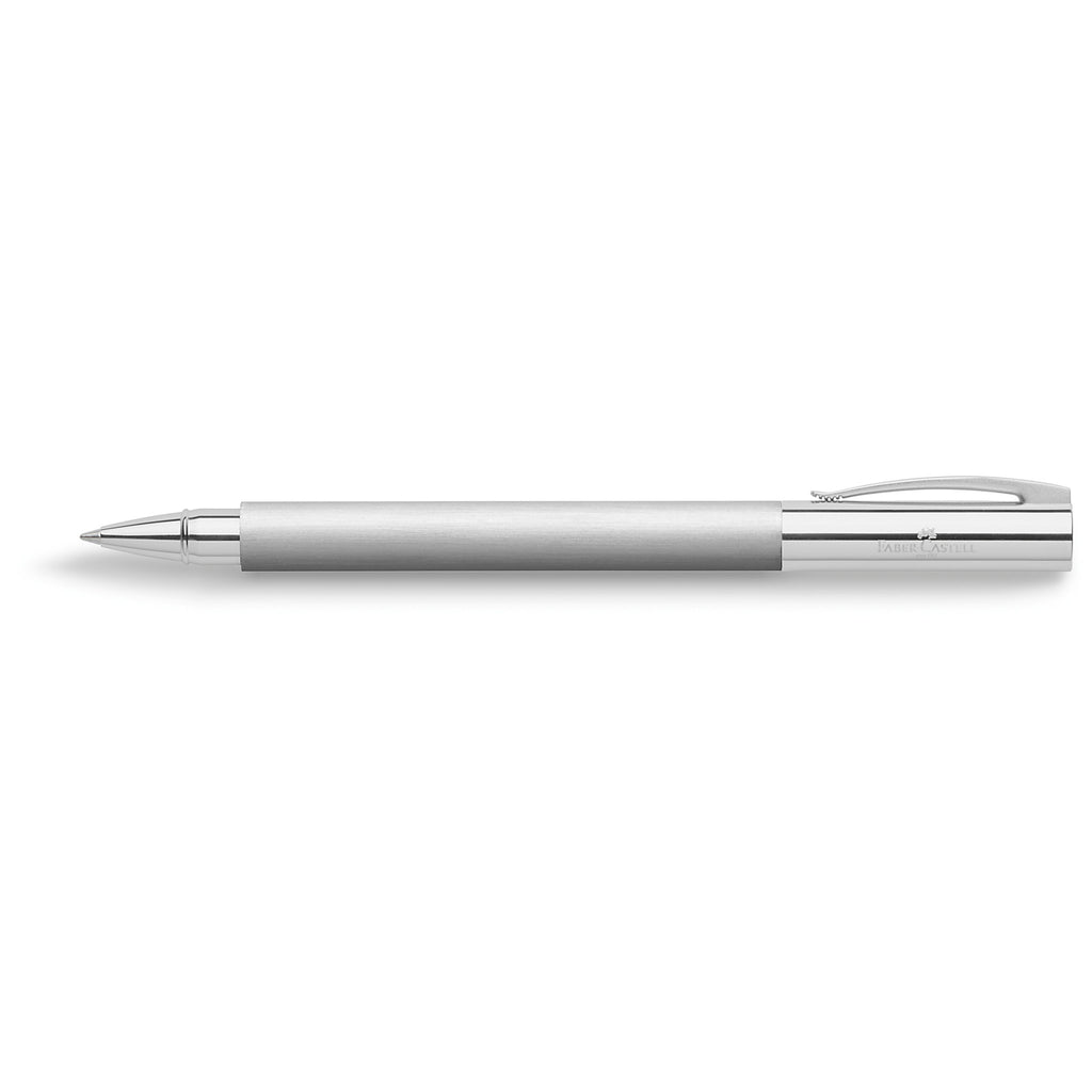 Ambition Rollerball Pen - Stainless Steel - #148122