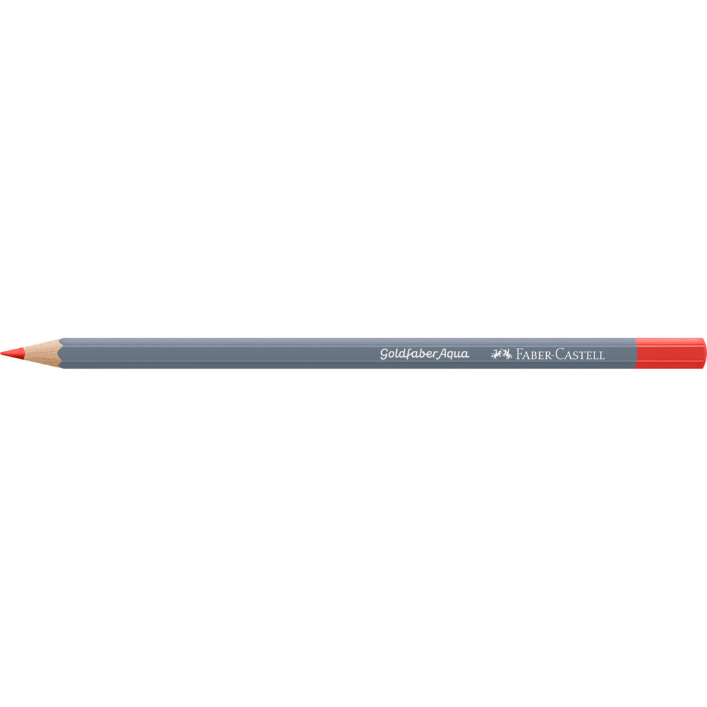 Goldfaber Aqua Watercolor Pencil - #118 Scarlet Red - #114618