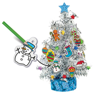 Shrink Fun™ Tinsel Tree - #6195000