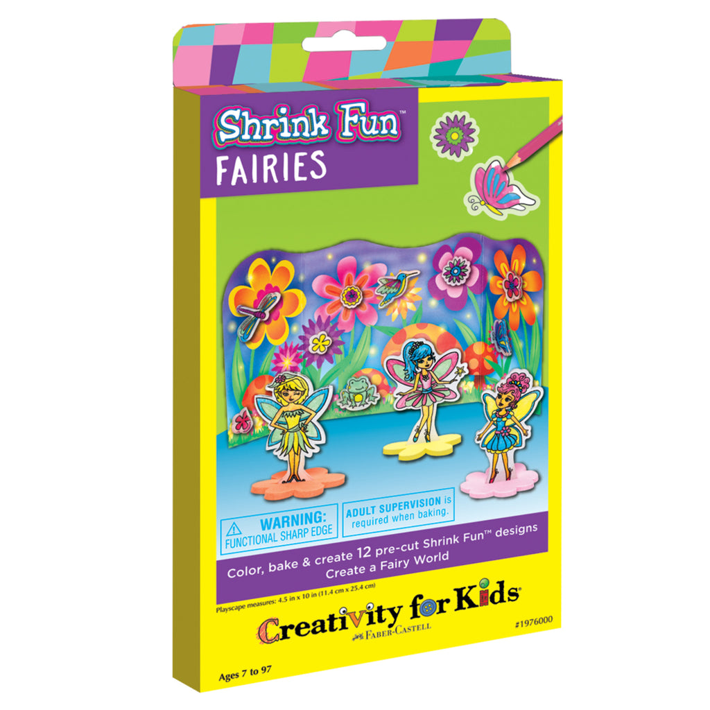 Shrink Fun™ Fairies - #1976000