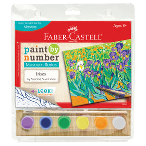 Paint by Number Museum Series – Irises - #14349
