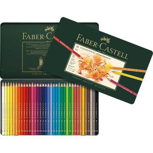 Polychromos® Artists' Color Pencils - Tin of 36 - #110036