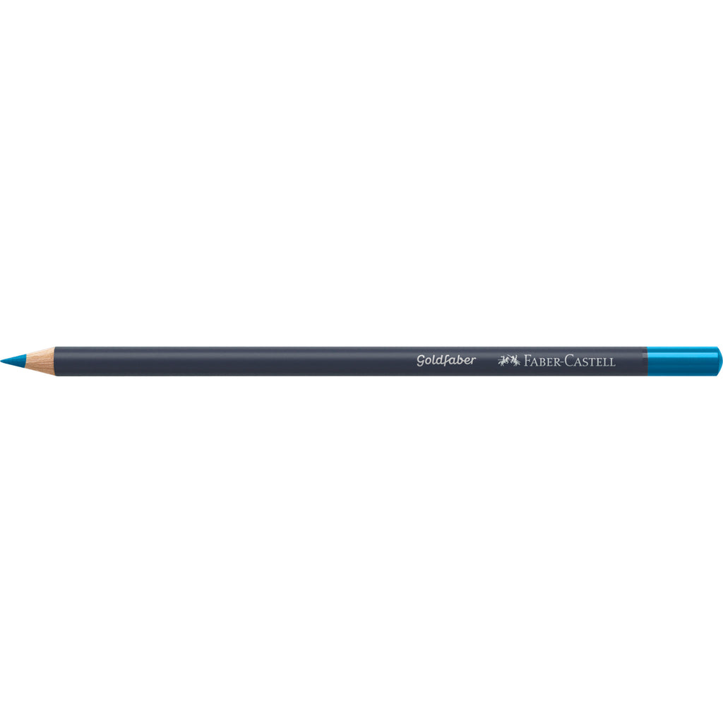 Goldfaber ™ Color Pencil - #153 Cobalt Turquoise
