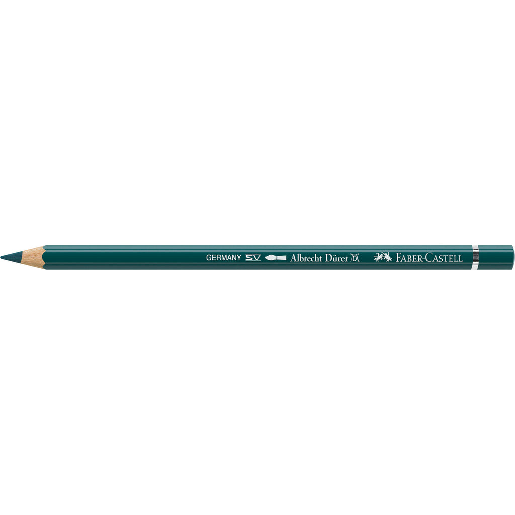 Albrecht Dürer® Artists' Watercolor Pencil - #158 Deep Cobalt Green - #117658