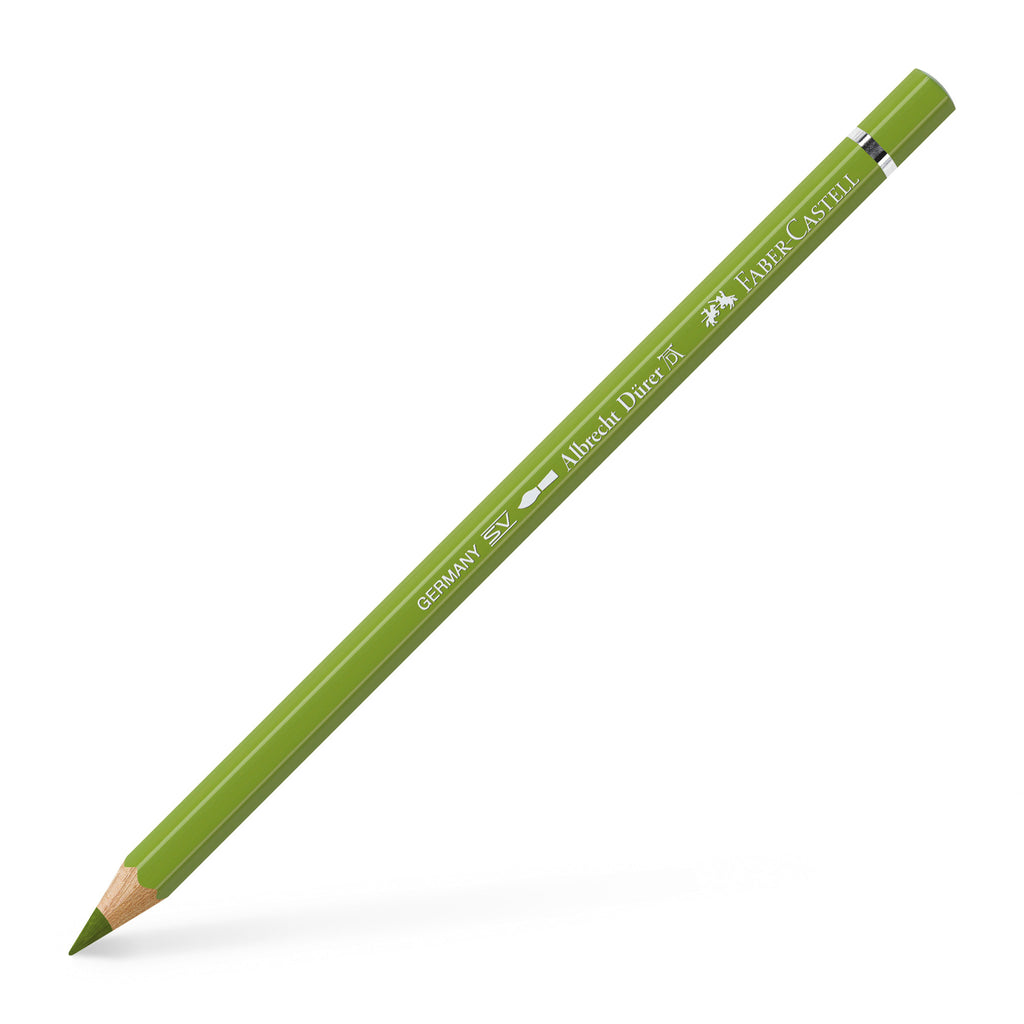 Albrecht Dürer® Artists' Watercolor Pencil - #168 Earth Green Yellowish - #117668