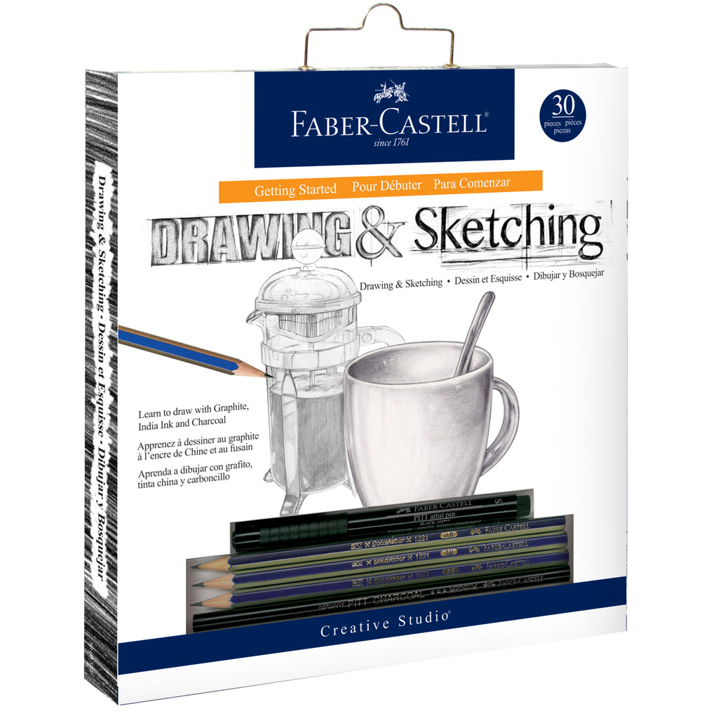 Getting Started - Drawing & Sketching - #800052T
