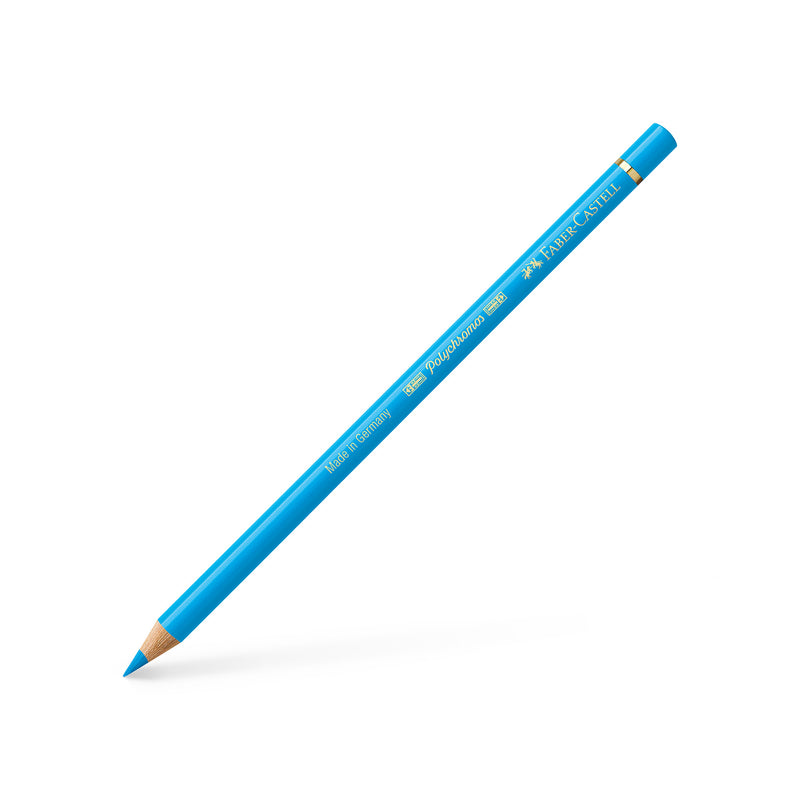 Polychromos® Artists' Color Pencil - #145 Light Phthalo Blue - #110145