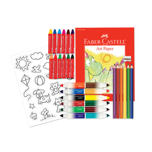 Young Artist Coloring Gift Set - #14527