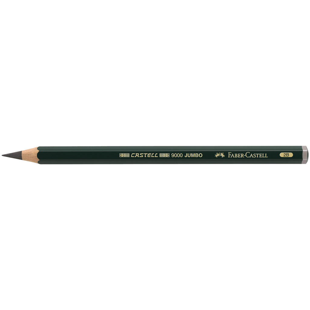 Castell® 9000 Jumbo Graphite pencil - 2B