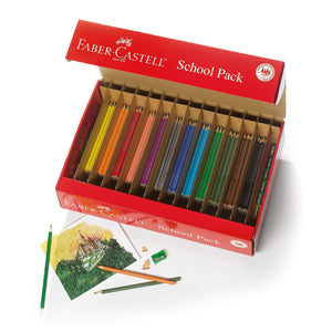 Grip Colored EcoPencil School Pack - #900008