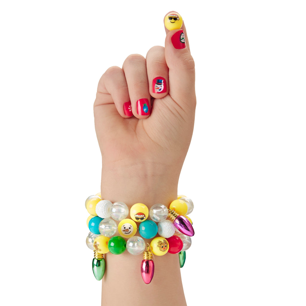 Holiday Emoji Bracelets - #6194000