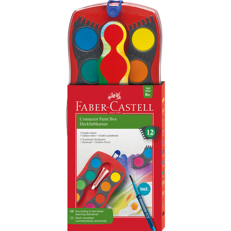 Connector Paint Box - 12 Colors - #125023