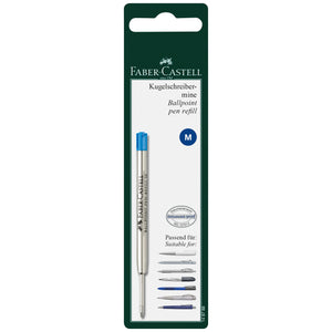 Ballpoint Pen Refill, Blue - Medium - #148788